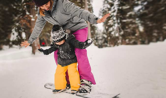 Preventing Injuries During Winter Vacation