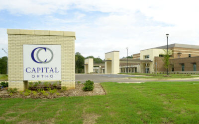 First CT-free Robotic Knee Replacement Surgery in Mississippi